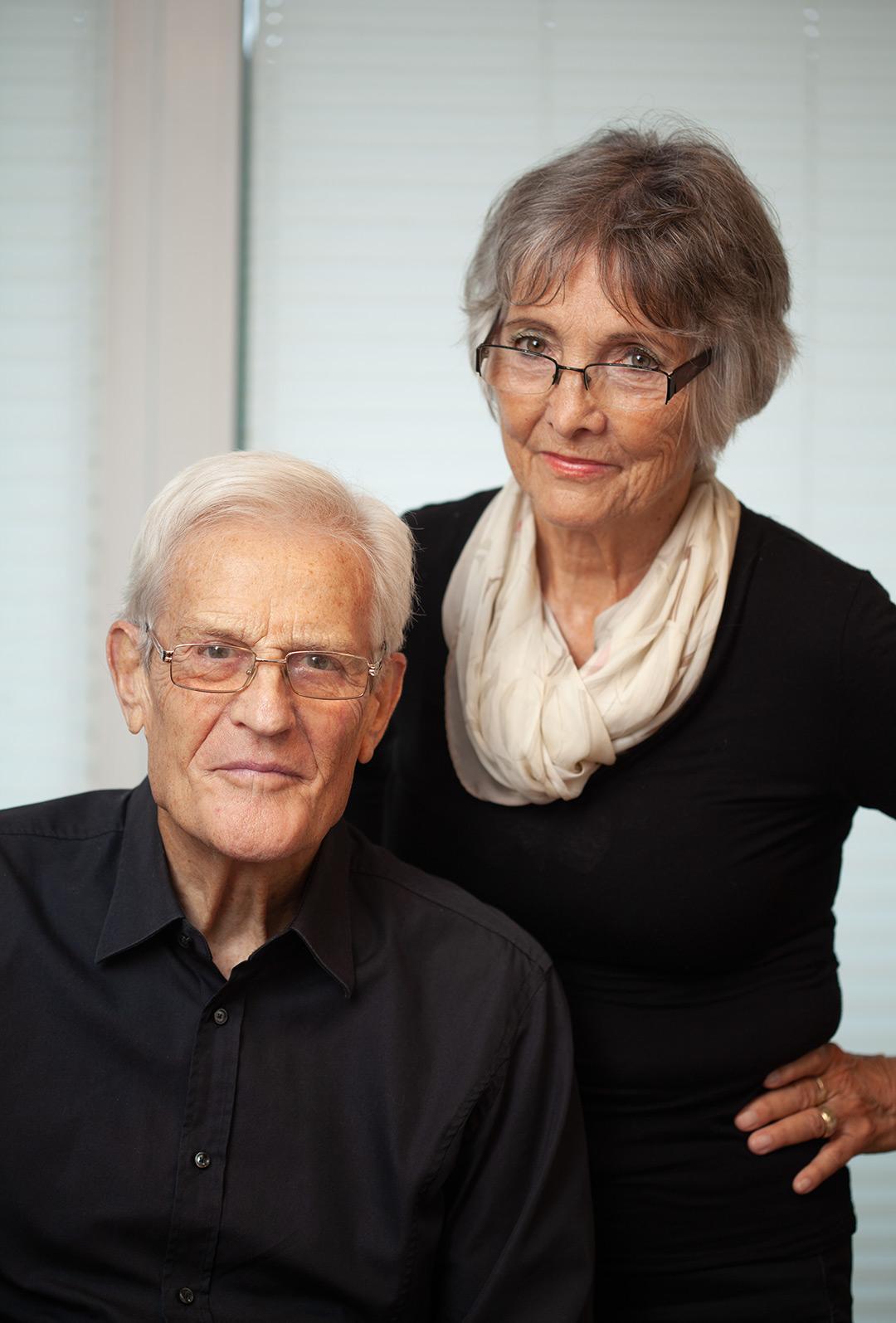 Potraitfoto Karla R.-M. und Volker M.